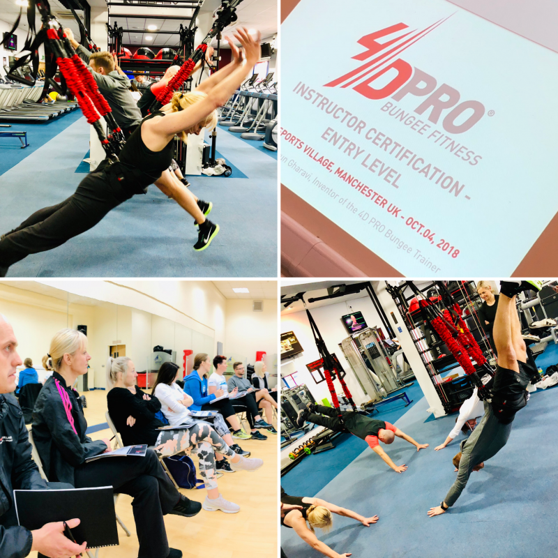 4DPro® Bungee Fitness