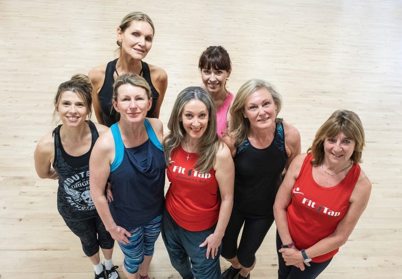 Fit4Tap Training Instructors 2018