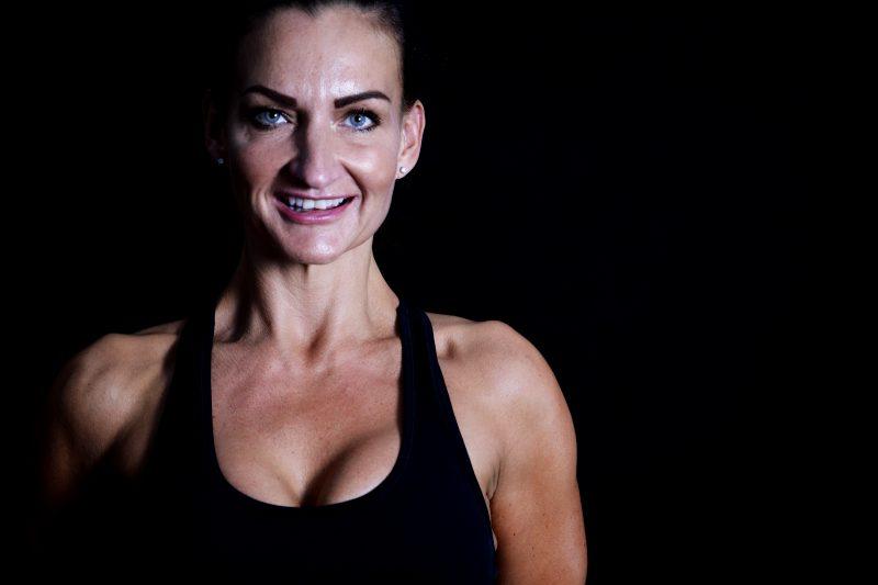 Tracey Tottie Milner beat indoorcycle