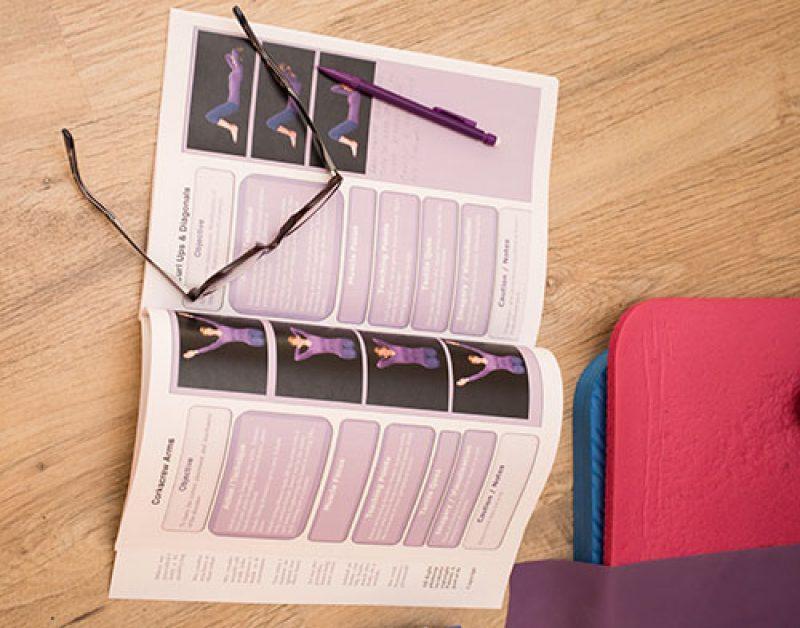 Level 3 Pilates Teacher Training Manuals