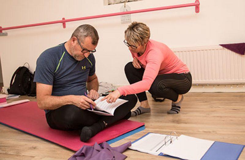 Level 3 Pilates Teacher Training Group Work