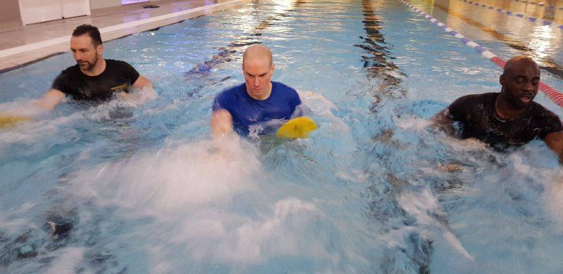 Swimsanity instructor training
