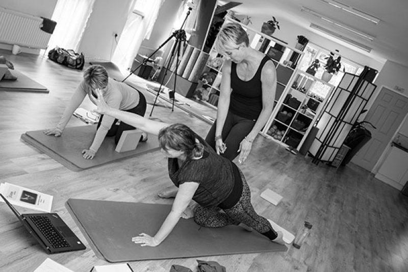 Level 3 Pilates Teacher Training Refining Technique